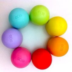 EOS Chapstick  love this kind