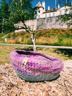 Basket, Outdoor Decor, Crocheting, Hamper