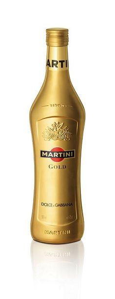 MARTINI® Gold by Dolce
