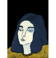 Dark soul Acrylic,gouache,oil pastel and graphite on black paper. Dark Souls 2, Portrait Illustration, Graphic Illustration, Pastel Portraits, Illustrations And Posters, Art Sketchbook, Portrait Art, Face Art, Cool Art