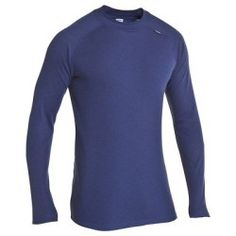 CAMISETA INTERIOR TERMICA HOMBRE SIMPLE WARM MARINO