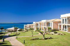 Insotel Punta Prima Prestige Suites & Spa. Menorca. General view.