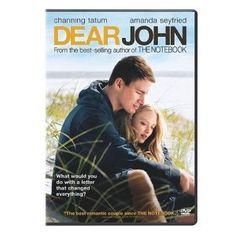 Amazon.com: Dear John: Channing Tatum, Amanda Seyfried, Lasse Hallstrom: Movies & TV