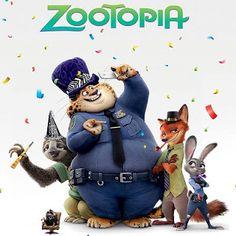 Film Gündemi: Zootropolis: Hayvanlar Şehri (2016) #Animasyon #WaltDisney 10 Haziran 2016 günü sinemalarda gösterime giriyor.