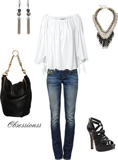 Chains, created by obsessionss on Polyvore