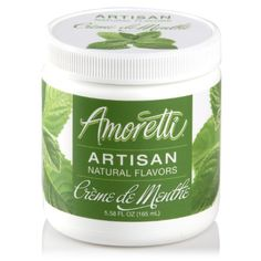 Amoretti Natural Artisan Flavor Creme De Menthe, 5.58 Fluid Ounce ** Check out the image by visiting the link.