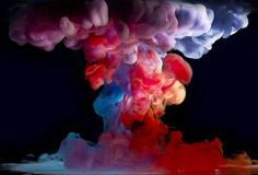 Nubes de Colores de Mark  Mawson