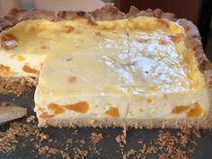 Faster tangerine sour cream cake from Apple Desserts, Apple Recipes, Easy Desserts, Baking Recipes, Dessert Recipes, Christmas Salad Recipes, Christmas Desserts, Dessert Recipe Without Butter, Best Recipe App