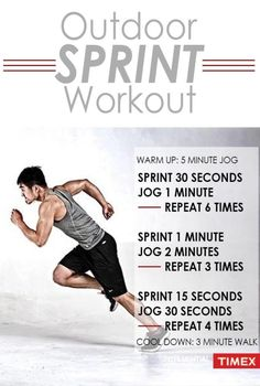 Ironman One GPS+ outdoor sprint workout (Fitness Planner Fitbit) Speed Workout, Flat Abs Workout, Lower Ab Workouts, Workout Warm Up, Track Workout, Easy Workouts, Sprinting Workouts, Outdoor Running Workouts, Workout Fitness