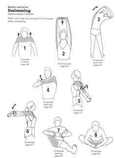 Stressed Out Stretches; release tension from working at