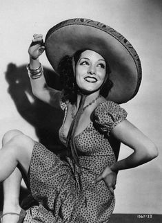 Lupe Velez , Mexican American actress from the 1930's