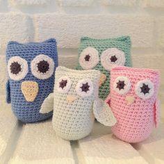 Say hello… to the owl family :)