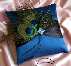 #peacock pillow