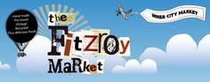 The Fitzroy Markets – Inner City Community Market Handmade Market, Melbourne, Recycling, Community, Marketing, City, Vintage, Design