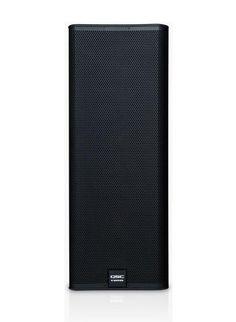 "QSC E215 PA Speaker Dual 15"" 2-Way Passive Loudspeaker"