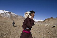 Steve McCurry: Tibet, 2007