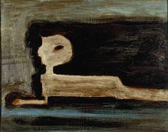Karl Ballmer: Sphinx, um 1931