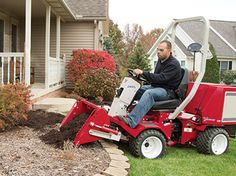 Slip Scoop for Ventrac 3400- can also be used for snow...