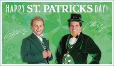 Happy St. Patrick's Day everyone!