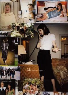 #collage #vogue #SophiaCoppola