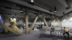 Living Lab of ALA's Helsinki Central Library project