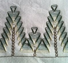 Discover thousands of images about Arizona Pondersa Pines Swedish Embroidery, Embroidery Shop, Cross Stitch Embroidery, Embroidery Patterns, Hand Embroidery, Cross Stitch Patterns, Cross Stitches, Loom Patterns, Broderie Bargello