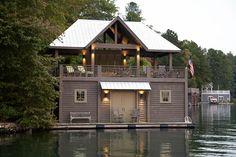 LAKE BURTON - PRITCHETT + DIXON Residential Design