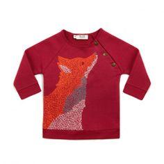 Baby Sweatshirt - Fox