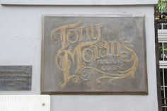 Tony Moran's Italian Cuisine, via Flickr.