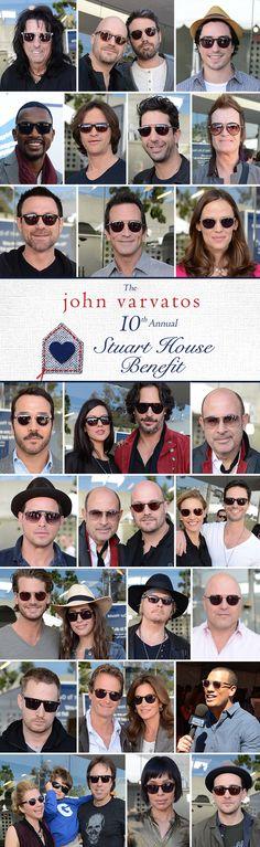 Celebs Show Support in John Varvatos Shades: http://eyecessorizeblog.com/?p=4387