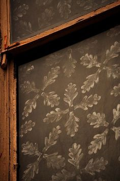 The Little Brown Cottage on Oak Tree Lane Rust Color Schemes, Window Detail, Ivy House, Farms Living, In The Tree, Next At Home, Farm Life, Dark Colors, Textures Patterns