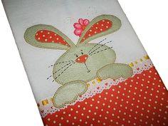 pascoa em patchwork -