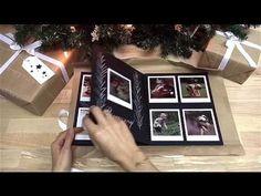 How to make the DIY album? Polaroid Photo Album, Polaroid Photos, Album Photo, Photo Album Scrapbooking, Diy Scrapbook, Scrapbook Albums, Photo Guest Book, Photo Books, Family Photo Album
