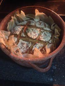 Irish Soda Bread Recipe, Artisan Bread, I Foods, Bread Recipes, Camembert Cheese, Food And Drink, Dairy, Homemade, Baking