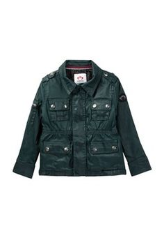 Appaman M1 Coated Jacket (Toddler, Little Boys,
