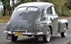 1953 Volvo PV444 - Volvo PV 444 (1943–1958)