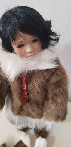 Porcelain Dolls For Sale, Ashton Drake, Kids On The Block, New Kids, Beautiful Dolls, Winter Hats, My Etsy Shop, Fur, Trending Outfits