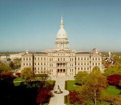 State Capitol...Lansing, MI.