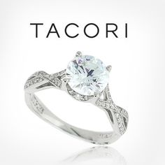 How many like for this beautiful brands new Tacori!!!