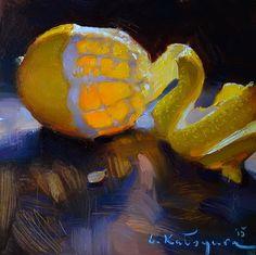Мобильный LiveInternet Чай с сахаром и с лимоном и притом без употребления лишних калорий! Художник Елена Кацура (Elena Katsyura) | красавицу_видеть_хотите - Дневник красавицу_видеть_хотите |