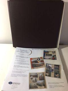 Creative Memories Album Coverset Natural Scrapbook Pages 12+15 12x12 RCM-12NT  | eBay