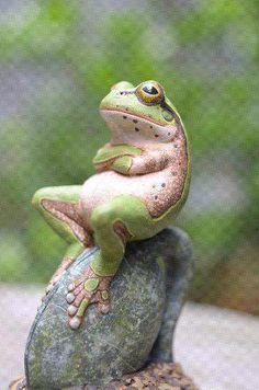 Frog ~ kick-in back ~