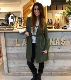 // outfit of the day 📷 // Details: • army green jacket #modstrom •shirt #cottoncandy •black jeans #blackorchiddenim  <~~open today from 12:00/17:00 ~~> Love to see you at Las Lunas ✌️xxx Syl #picture #inspired #outfitoftheday #sunday #fashion #style #styling #stylist #fashionista #blogger #fashionblogger #ootd #instamood #instalike #laslunas #boutique #krommestraat20 #033 #city #amersfoort #leukstestraatjevanamersfoort #work