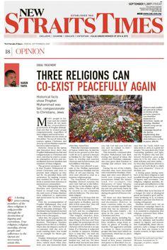 Üç Dinin İnananları Yeniden Kardeşçe Yaşayabilir