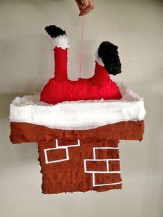 how to make a snowman pinata