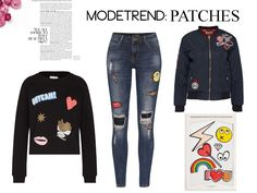 patches - the new fashion trend 2016 - now on www.modewahnsinn.de ...