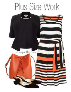 5 plus size striped dresses for spring style - plus size fashion for women