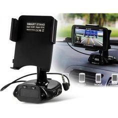 GPS para carro com funções FM