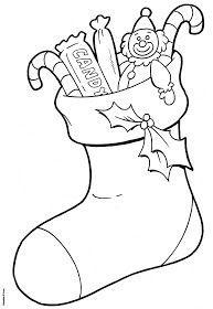 Los duendes y hadas de Ludi: Imágenes de Navidad Christmas Yard Decorations, Diy Christmas Cards, Christmas Printables, Christmas Colors, Christmas Art, Christmas Stockings, Angel Coloring Pages, Colouring Pages, Coloring Books