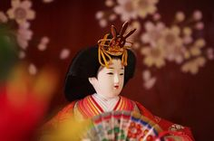 Hinamatsuri (雛祭り Hina-matsuri), also called Doll's Day or Girls' Day, is a special day in Japan celebrated each year on March 3. the family display a set of ornamental dolls (雛人形 hina-ningyō)
